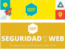 Maker Party Seguridad web