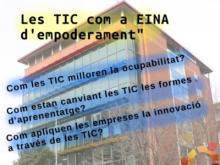 Jornada sobre les TIC com a eina d'apoderament, a l'Òmnia Marianao