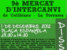 9è Mercat d'Intercanvi dels barris Collblanc i la Torrassa
