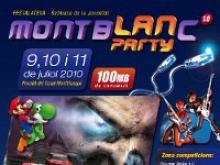 Part del cartell de MontbLANc party 1.0
