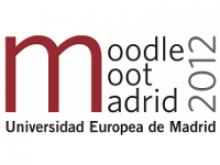 Logotip MoodleMoot Madrid 2012