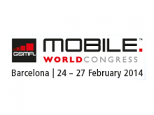 Logotip del Mobile World Congress 2014