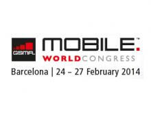 Logotip del Mobile World Congress 2014