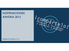 #NominacionesAshoka2012