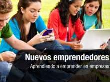 """Programa """"Nous Emprenedors: Aprenent a Emprendre"""""""