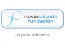 Logotip de la Fundación Novia Salcedo