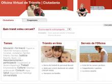 Oficina Virtual de Tràmits