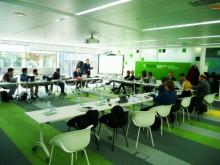 Lleida participa en la reunió del Consorci Europeu Open-DAI