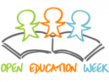 Logotip Open Education Week