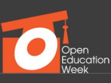 Logo Open Education Week 2013