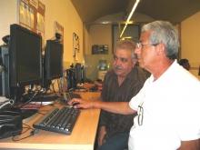 Participants del Punt TIC Palau Falguera