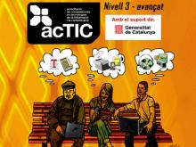 Portada del llibre de l'ACTIC 3, de Publicaciones Altaria