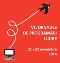 Portada V Jornades de Programari Lliure al Berguedà