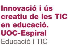 Postgrau Innovació i ús creatiu de les TIC en educació
