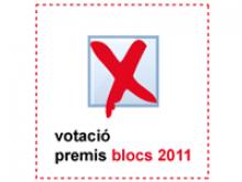 Procés de votacions dels Premis Blocs Catalunya 2011