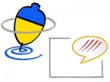 Logotips del Premi Edublogs i dels Premis Blocs Catalunya