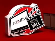 Logotip dels Premis Mediavall