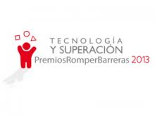 Logotip dels Premis Romper Barreras