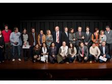 Foto de grup IV Jornada TIC i Innnovació Educativa de l'àlbum: https://plus.google.com/photos/109557168272455181777/albums/5712639848723386177?banner=pwa
