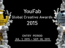 Convocats els YouFab Global Creative Awards 2015
