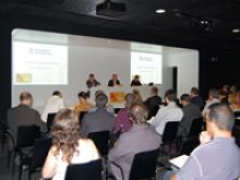 Imatge de la presentació del nivell avançat d'ACTIC