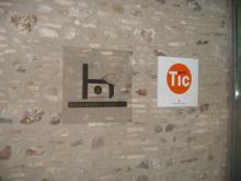 Entrada del Punt TIC de Castelló d'Empúries