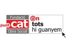 Logotip de l'Obra Social Fundació puntCAT