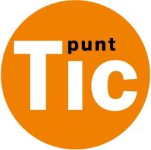 Logo de la Xarxa Punt TIC