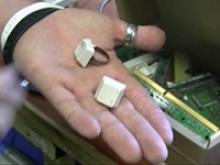 Anells fets amb tecles d'ordinador