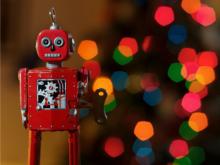 Robot. Imatge amb llicència CC BY-NC-SA 2.0 de Robert Parviainen: flickr.com/photos/rtv/3134821431