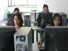 Imatge d'una sessió del programa Reinventa't per a dones