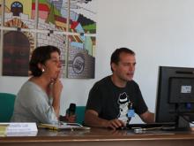 Foto de la trobada Grundtvig a Livorno