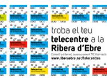 Troba el teu telecentre a la Ribera d'Ebre
