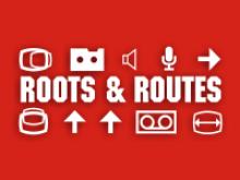 Logotip del projecte Roots & Routers