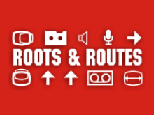 Logotip del projecte Roots & Routers