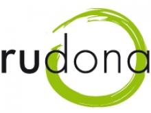 Logotip de Rudona