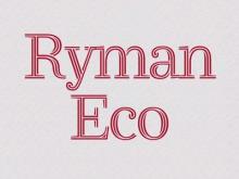 Logotip de Ryman Eco