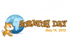 Logotip Scratch Day 2012