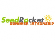 Logotip del programa SeedRocket Summer Internship