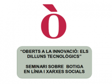 Seminari sobre botiga en línia i xarxes socials, a Valls