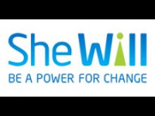 "Logotip ""She Will"""