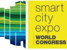 Logo de Smart City Expo World Congress