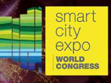 Logo de Smart City Expo World Congress