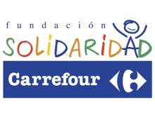 Logotip Fundación Solidaridad Carrefour