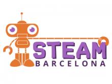 Logotip STEAMBarcelona