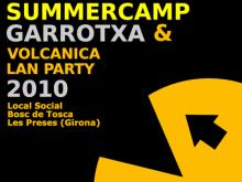 Logotip Summer Camp Garrotxa i Volcànica.cat