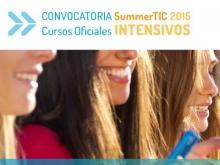 Cursos SummerTIC de PUE