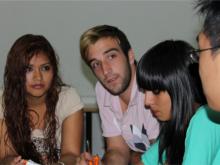 Trobada de BYND2015 a l'Associació per a Joves Teb