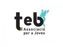 Logotip de l'Associació per a Joves TEB