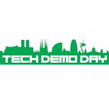 Logo del Tech Demo Day